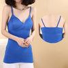 Modal Cotton Vest Bottoming Shirt Halter Tops S413