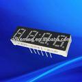 La mejor venta de cuatro dígitos 0.28 pulgadas llevó la exhibición de componentes electrónicos