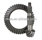 custom High performance ring and pinion gear set,gear shaft set, gear shaft/gear set/gear pinion shaft ,forklift Ring Gear Set
