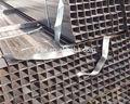 50x50mm cuadrada soldada de acero al carbono tubería