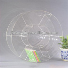 Top Quality High Grade Clear cd display stand