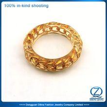 Hot Sale New Design enamel zinc alloy bangles for women