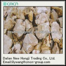 CMCN white raw bauxite ore