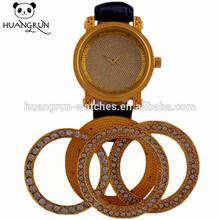 Top Quality Lady Watch Luxury Diamond watch Latest Wrist Watch Wholesale