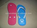 Borracha/eva flip flop
