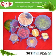 fine reusable cup lids silicon