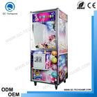 China manufacturer coin-operated crane claw machine for sale mini