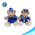brinquedos de pelúcia uniforme urso de peluche