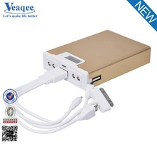 Veaqee best quality emergency mobile phone charger using aaa battery