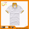2014 short sleeve OEM white custom school polos
