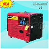 3KVA diesel generating set 3KW air cooled generator silent single cylinder diesel generator
