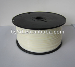 ABS 1.75MM & 3.00MM 3D printer filament 2.5KG Natural