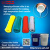 hot stamping silicone rubber sheet silicon sheet