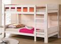meninas quarto móveis de madeira branca beliche para o aluno da escola