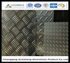 Aluminum trailer decking sheet