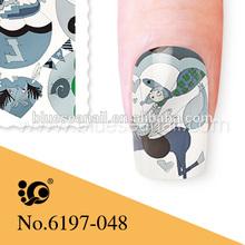 stamp sticker ceramic water slide decals