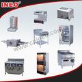Restaurante elétrica equipamentos de restauração comercial, alimentos quentes para restauração