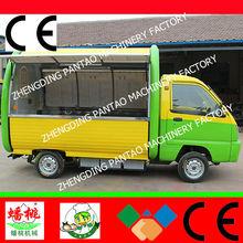 Electric Mobile Food cart/Food Van