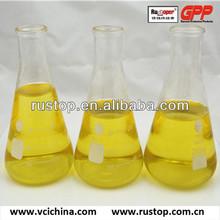 VCI yellow water based environmetal-friendly anti corrosion liquid