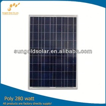 Direct factory sale solar panel/module system
