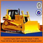 big power bull dozer, 230HP SD7 bulldozer