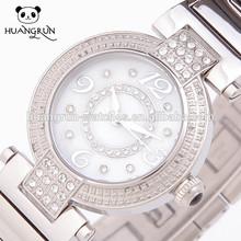 HR-SSW01 japan movt quartz cheap stainless steel watches