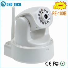 CMOS/CCD indoor IR-CUT wireless 1 MP 720P wireless p2p cctv ip camera