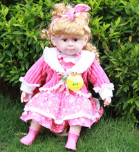 Hot sale cheap baby dolls that look real, almost real baby doll for sale,toys and dolls 22 inch