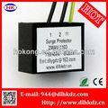 Ampiamente usato monofase scaricatore di dispositivo di protezione da sovracorrente zmav- 1103 per trituratore cippatrice