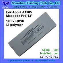 li-polymer notebook battery for Apple MacBook 13, a1185