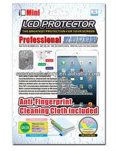 For iPad Mini LCD Screen Protector