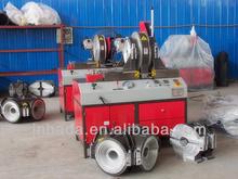 SHBG315 plastic pipe fitting welding equipment for PE/PP/HDPE tube