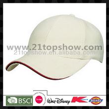 Customize plain sandwich snapback hats wholesale