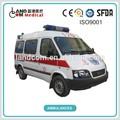 ford transit de ambulancias de emergencia