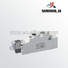 SY7120 SMC pneumatic solenoid valve internal pilot type