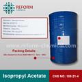 Acetato de isopropilico/ipac/cas: 108-21-4