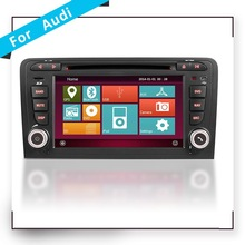 2015 new car dvd with android and gps system for Audi A3 From China factory