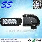 7.8 inch 40W Cree Offroad Led Light Bar/led offroad driving light bars/car antenna led light