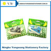 2mm (cotton-paper)hanging paper car air freshener in shoe shape