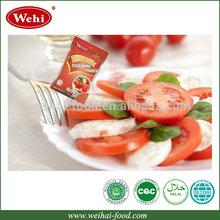 MUI Halal Certified Tomato Powder Seasoning Flavour