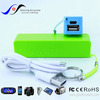 mini power bank,power bank 2600 mah,fast charging power bank