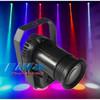 1 x5w DMX CREE LED pinspot dj lights