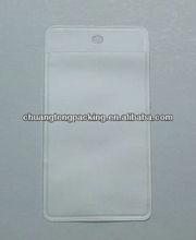 Brand custom hot sealing cheap pvc waterproof bag for iphone