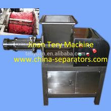 Jinan good cheap / chicken mdm machine for bone meat separator machine