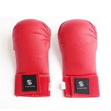 Karate equipment thicken wkf karate gloves