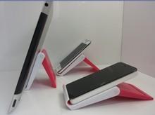 multiple folding mobile phone holder , cell phone desk stand , Mobile Handset stand