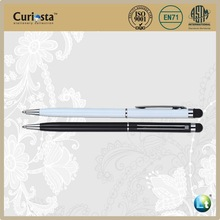 Parker metal touch pen for touch screen