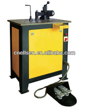El-dw16d barra de ferro plana curva máquina, equipamentos artesanais de ferro