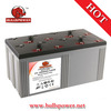 2v solar deep cycle battery gel 3000ah