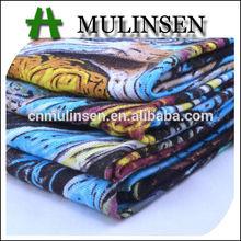 tessile di alta qualità mulinsen universo stampa maglia rayon ingrosso tessuti on line